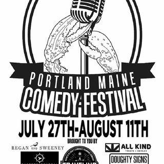 PMCF 2019-Comic On Cronic August 3. (Joe Ellis &,B-Rads Comedy Town Hall