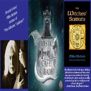 Mike Nichols - Author, Wiccan, Witch