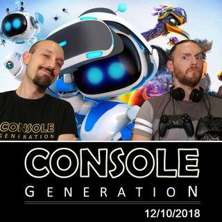 Astro Bot: Rescue Mission, Hokuto no Ken e altro! - CG Live 12/10/2018