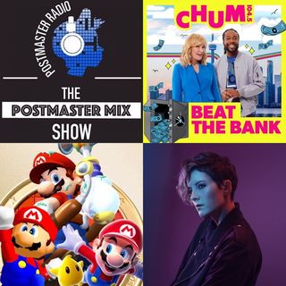 The Postmaster Mix presents: Mario Madness, Beat the Bank is Back, and more!