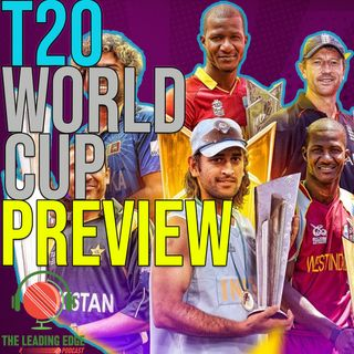 2021 T20 Cricket World Cup Preview