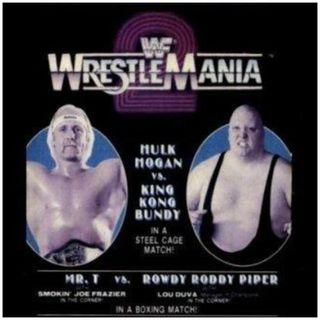 The Mania of Wrestlemania 2