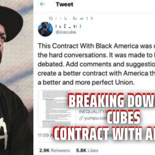 8.10 | Nathan Talks About Ice Cube's Contract With America