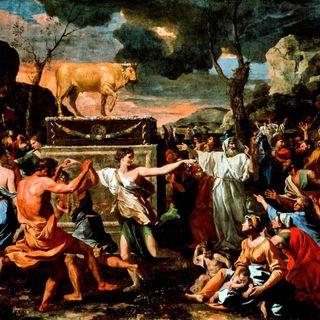 Mosè ed il Vitello d'oro