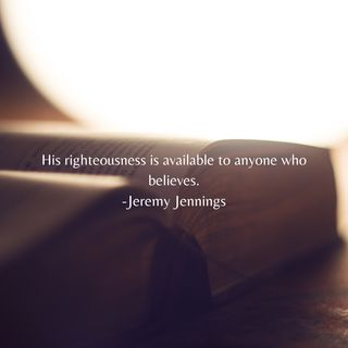 A Call to Righteousness - Part 1