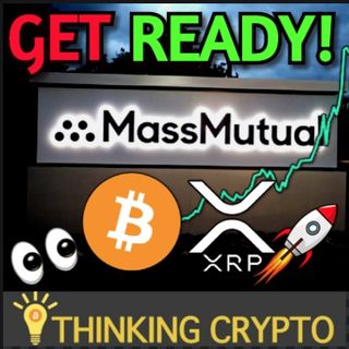 MassMutual Buys $100 Million In BITCOIN & SEC XRP Pressure Is On!