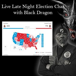 Live Late Night Election Chat with Black Dragon