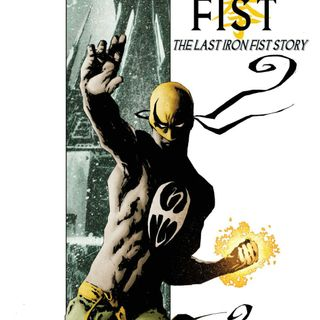 "Source Material #188 - ""The Immortal Iron Fist"" 1-6 (Marvel, 2007)"