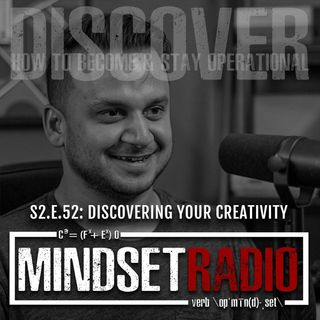 S2.E.52: DISCOVERING YOUR CREATIVITY with Sachit Gupta