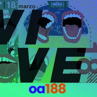 BullterrierFM presenta: El Oasis MX #188