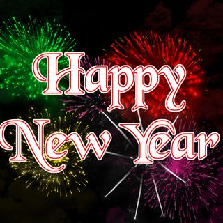 Happy New Year: Let's Be Happy