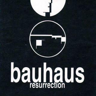 Bauhaus 1998 CDMX (Cine Opera)