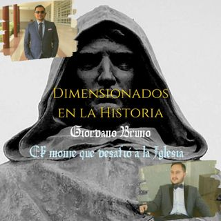 GIORDANO BRUNO || SACERDOTE || MAGO || VISIONARIO || QUEMADO VIVO!!!