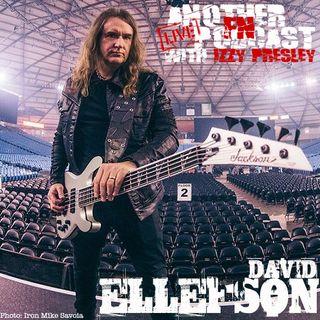 David Ellefson - Megadeth