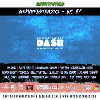 [1/15] @Dash_Radio #XXL : #GryndfestRadio #TakerOver Guest Djs Vol 57th #dinnerland #theearplugs
