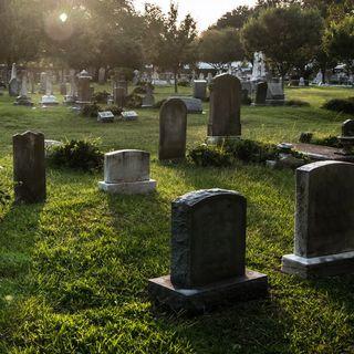 I Never Visit My Granny's Grave!