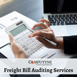Freight Bill Auditing Services - Computyne