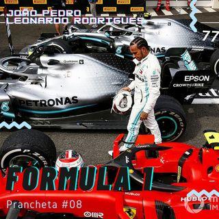 Prancheta #8: Fórmula 1 - Início de temporada