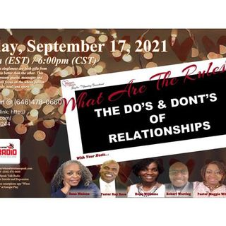 Matters Of The Heart:  Do's and Dont's of Relationship Panel Discussions