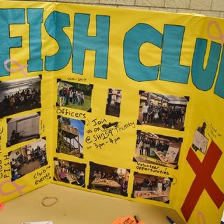What is FISH Club?🐟🐠