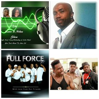 The Kevin & Nikee Show - Paul Anthony - Member of the Legendary, Iconic R&B/Pop Singing Group, Full Force