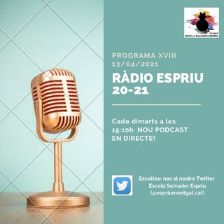 RÀDIO ESPRIU. Programa 18