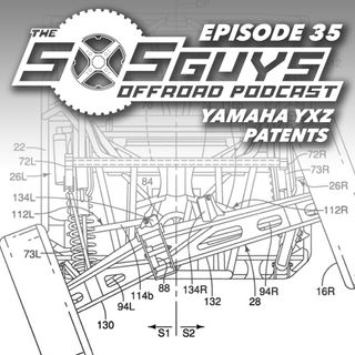 Episode 35: Yamaha Patents & New Can-Am Models