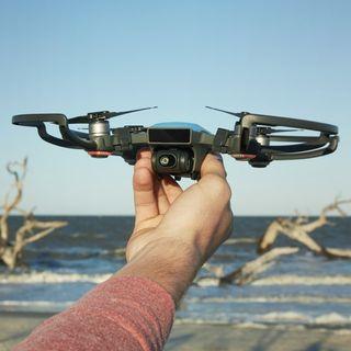 Dji lanza su nuevo drone Spark el cual podras controlar con los gestos de tu mano