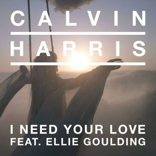 Calvin Harris INeed Your Love (E. G.)