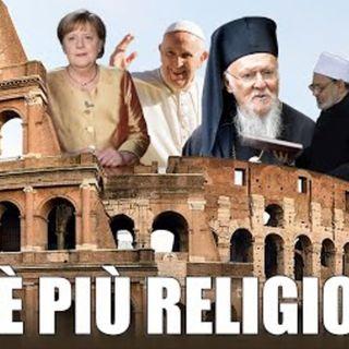 Non c'è più religione - Dietro il Sipario - Talk show