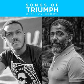 Phil Samba and Marc Thompson - Black, Male, Gay and Proud