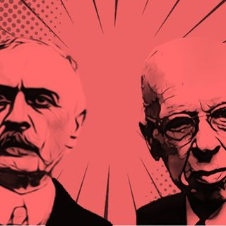 Heroes of Progress Part 4 | Karl Landsteiner and Richard Lewisohn