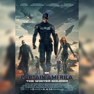 Especial MCU - Capitan América: The Winter Soldier