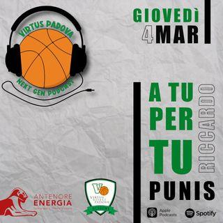 EP8: A tu per tu: Riccardo Punis