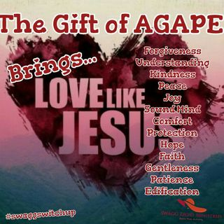 The Gift Of AGAPE: History Of Love