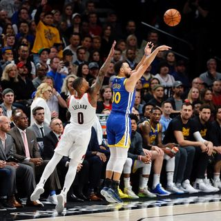 Episodio 1 - Los Warriors de Golden State derrotaron via blanqueada a Portland 4-0