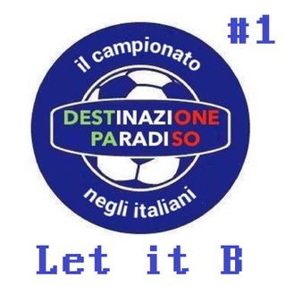 #1 - Let it B