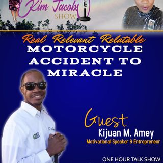 From Motorcylce Accident to Miracle