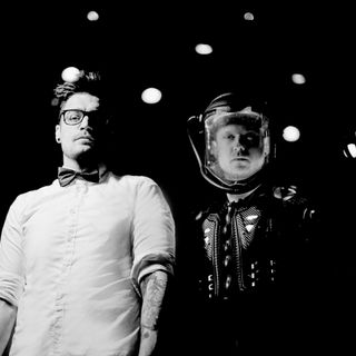 Dustin Bates from Starset