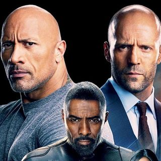Radio ScreenWeek - Speciale Agosto: da Hobbs & Shaw al Re Leone