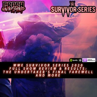 THE FINAL FAREWELL TO THE UNDERTAKER | WWE Survivor Series 2020 Full Show Review