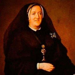 Sta. María Micaela del Stmo Sacramento, fundadora de las Adoratrices