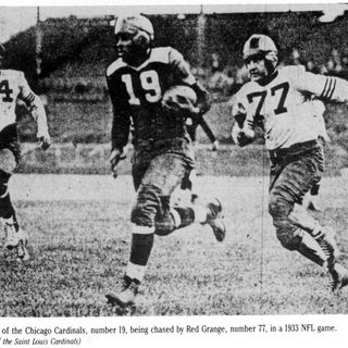 TGT On This Day: December 3, 1933 Joe Lillard becomes last African American to play in the NFL until 1946