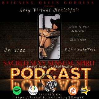 Sexy Virtual Healthfair -@NicoleThePole