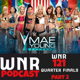 WNR121 P2 WWE Mae Young Classic Quarter Finals mp3