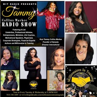 Tammy Collins Markee Radio Show with Special Guest Dr. LaTarsha D. Holden, MBA