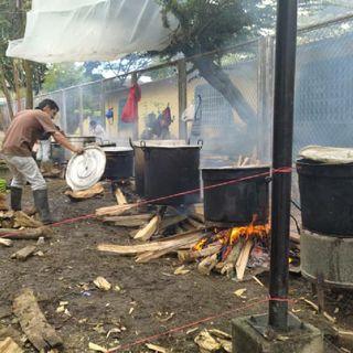 Apoyo Comunero A Damnificados De Junín, Estado Táchira