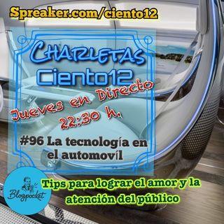 #95 La tecnología en el automovíl