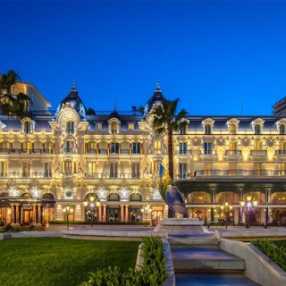 In Monaco beats the heart of the new hotel de Paris