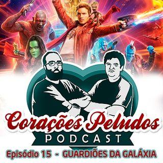 Corações Peludos 15 - Guardiões da Galáxia Vol. 2